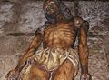 Cristo xacente (articulado SXVI)