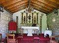 Interior capela