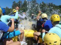 Rafting na Vaguada