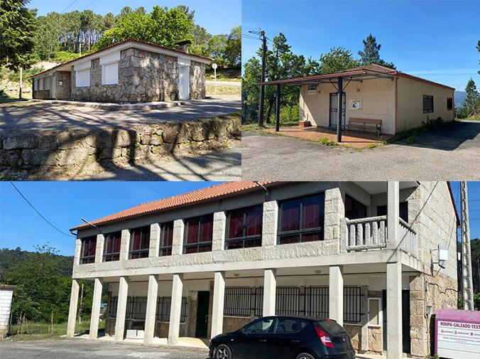 Casas culturais: Vilar, Sendelle e Albeos