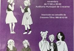Cine, tertulias y cuentos desde una perspectiva de género