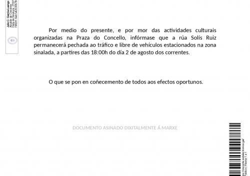 BANDO CORTE RÚA SOLÍS RUIÍZ 2/08/2020