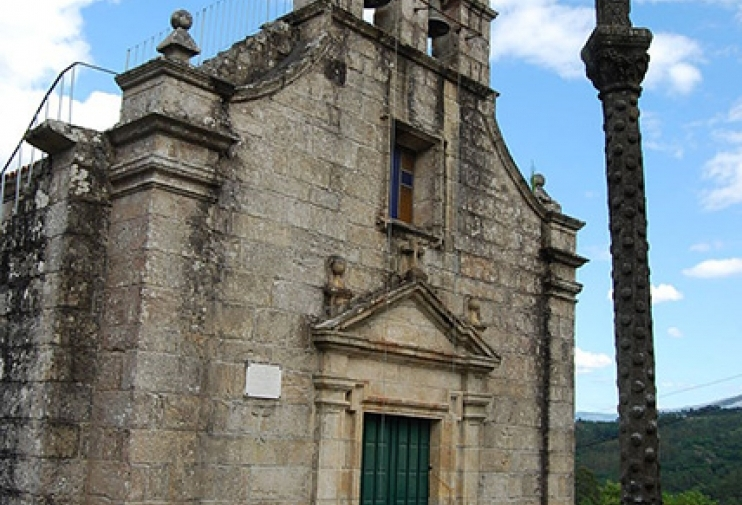 Iglesia de San Pedro de Filgueira
